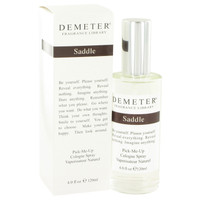 Saddle Cologne by Demeter 4 oz Cologne Spray for Women