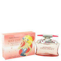 Sex In The City Fantasy By Unknown 3.4 oz Eau De Parfum Spray (New Packaging) for Women