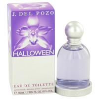 Halloween By Jesus Del Pozo 1.7 oz Eau De Toilette Spray for Women