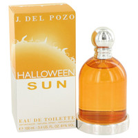 Halloween Sun By Jesus Del Pozo 3.4 oz Eau De Toilette Spray for Women