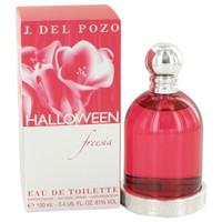Halloween Freesia By Jesus Del Pozo 3.4 oz Eau De Toilette Spray for Women