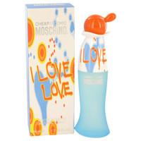 I Love Love By Moschino 1.7 oz Eau De Toilette Spray for Women