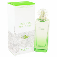 Un Jardin Sur Le Toit By Hermes 3.3 oz Eau De Toilette Spray for Women
