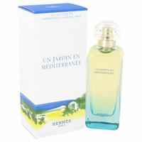 Un Jardin En Mediterranee By Hermes 3.4 oz Eau De Toilette Spray for Women