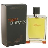 Terre D'Hermes By Hermes 6.7 oz Pure Perfume Spray for Men