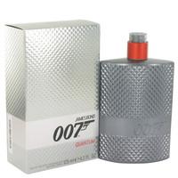 007 Quantum By James Bond 4.2 oz Eau De Toilette Spray for Men