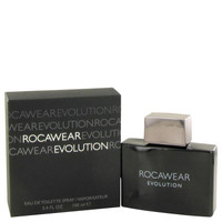 Rocawear Evolution By Jay-Z 3.4 oz Eau De Toilette Spray for Men