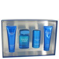 Aqua By Perry Ellis Gift Set for Men