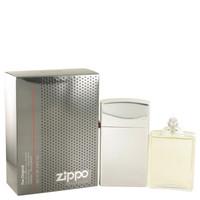 Zippo Original By Zippo 3.4 oz Eau De Toilette Spray Refillable for Men