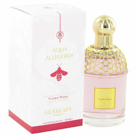 Aqua Allegoria Flora Rosa By Guerlain 3.3 oz Eau De Toilette Spray for Women
