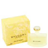 Bvlgari (Bulgari) By Bvlgari .17 oz Mini EDP for Women