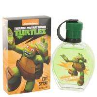 Teenage Mutant Ninja Turtles Michelangelo By Marmol & Son 3.4 oz Eau De Toilette Spray for Men
