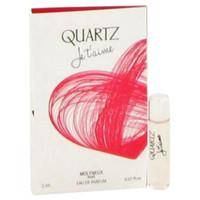 Quartz Je T'Aime By Molyneux .07 oz Vial Sample for Women