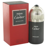 Pasha De Cartier Noire By Cartier 3.3 oz Eau De Toilette Spray for Men