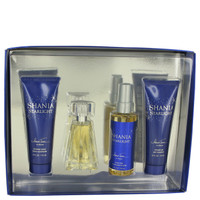 Shania Starlight By Stetson Gift Set with Shower Gel for Women