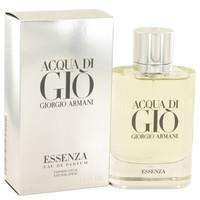 Acqua Di Gio Essenza By Giorgio Armani 2.5 oz Eau De Parfum Spray for Men