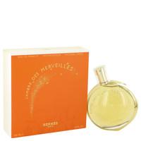 L'Ambre Des Merveilles By Hermes 3.3 oz Eau De Parfum Spray for Women