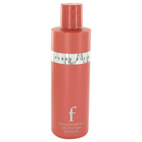 F By Perry Ellis 6.7 oz Shower Gel for Women