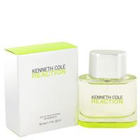 Reaction By Kenneth Cole 1.7 oz Eau De Toilette Spray for Men