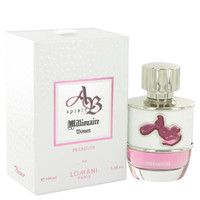 Ab Spirit Millionaire Premium By Lomani 3.3 oz Eau De Parfum Spray for Women