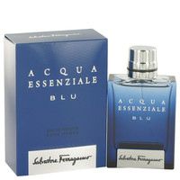Acqua Essenziale Blu By Salvatore Ferragamo 1.7 oz Eau De Toilette Spray for Men