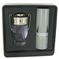 Invictus By Paco Rabanne Gift Set with Deodorant Spray for Men