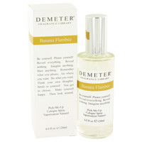 Banana Flambee by Demeter 4 oz Cologne Spray for Women