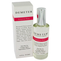 Bulgarian Rose by Demeter 4 oz Cologne Spray for Women