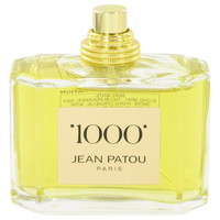 1000 By Jean Patou 2.5 oz Tester Eau De Parfum Spray for Women