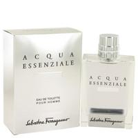 Acqua Essenziale Colonia By Salvatore Ferragamo 3.4 oz Eau De Toilette Spray for Men