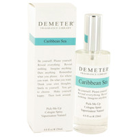 Caribbean Sea by Demeter 4 oz Cologne Spray for Women