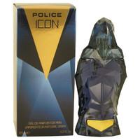 Icon By Police Colognes 4.2 oz Eau De Parfum Spray for Men