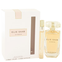 Le Parfum Elie Saab By Elie Saab Gift Set with Eau De Toilette Spray for Women