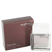 Euphoria By Calvin Klein Gift Set with Shower Gel for Men