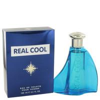 Real Cool By Victory International 3.4 oz Eau De Toilette Spray for Men