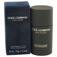 Dolce & Gabbana 2.5 oz Deodorant Stick for Men