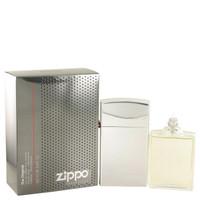 Zippo Original by Zippo 1.7 oz Eau De Toilette Spray Refillable for Men