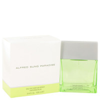 Paradise by Alfred Sung 3.4 oz Eau De Parfum Spray for Women