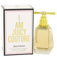 I am Juicy Couture by Juicy Couture 3.4 oz Tester Eau De Parfum Spray for Women