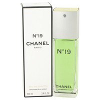 Chanel 19 by Chanel 3.4 oz Eau De Toilette Spray for Women