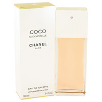Coco Mademoiselle by Chanel 3.4 oz Eau De Toilette Spray for Women