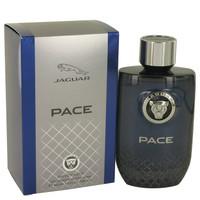 Pace by Jaguar 3.4 oz Eau De Toilette Spray for Men