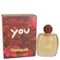 You By Desigual 3.4 oz Eau De Toilette Spray for Women