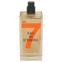 Eau De Iceberg Sensual Musk By Iceberg 3.3 oz Eau De Toilette Spray Tester for Women