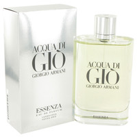 Acqua Di Gio Essenza By Giorgio Armani 6 oz Eau De Parfum Spray for Men