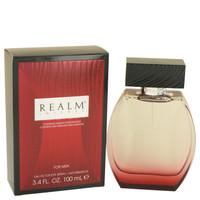 Realm Intense By Erox 3.4 oz Eau De Toilette Spray for Men