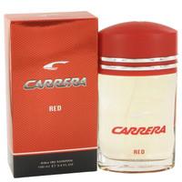 Carrera Red By Vapro International 3.4 oz Eau De Toilette Spray for Men