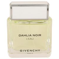 Dahlia Noir L'Eau By Givenchy 3 oz Eau De Toilette Spray Unboxed for Women
