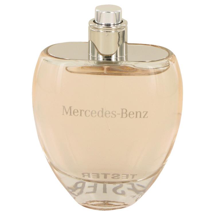mercedes benz 3 oz eau de parfum spray tester for women. Black Bedroom Furniture Sets. Home Design Ideas