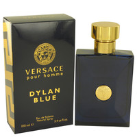 Dylan Blue By Versace 3.4 oz Eau De Toilette Spray for Men
